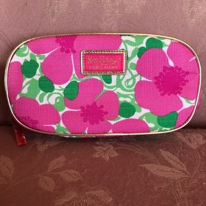 Lilly Pulitzer Esteé Lauder cosmetics bag
